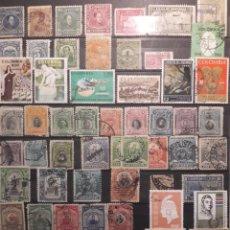 Selos: SELLOS AMERICA DEL SUR. VENEZ. ECUAD. COLOM. PERU. BOLIBIA. Lote 203186445