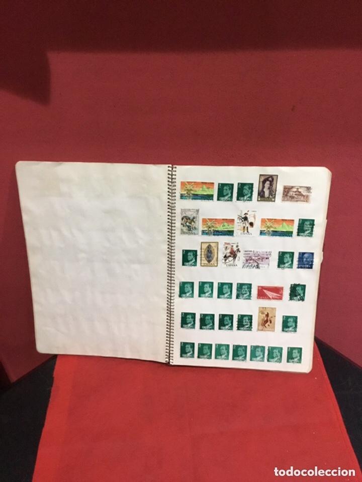 Sellos: Álbum de sellos antiguos coleccionismo.ver fotos - Foto 2 - 234538670