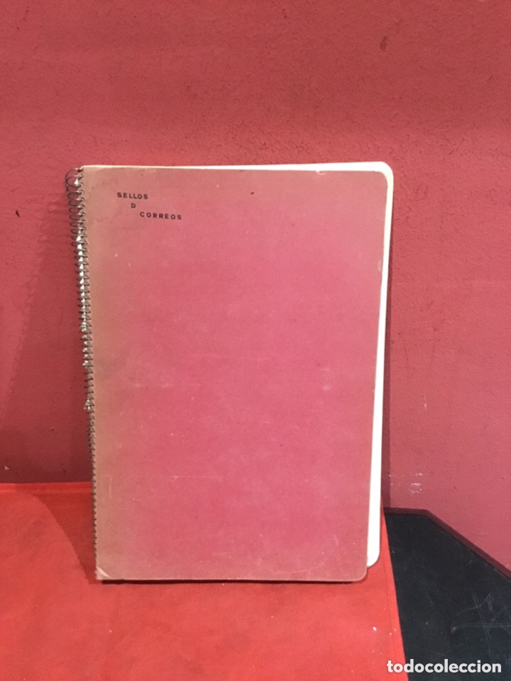 Sellos: Álbum de sellos antiguos coleccionismo.ver fotos - Foto 3 - 234538670