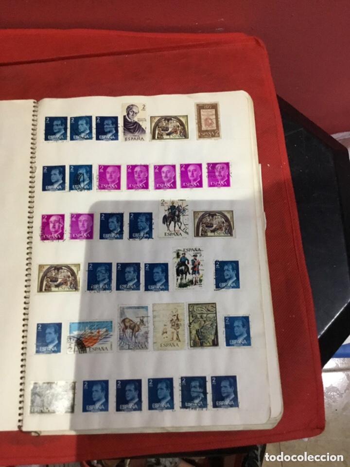 Sellos: Álbum de sellos antiguos coleccionismo.ver fotos - Foto 5 - 234538670