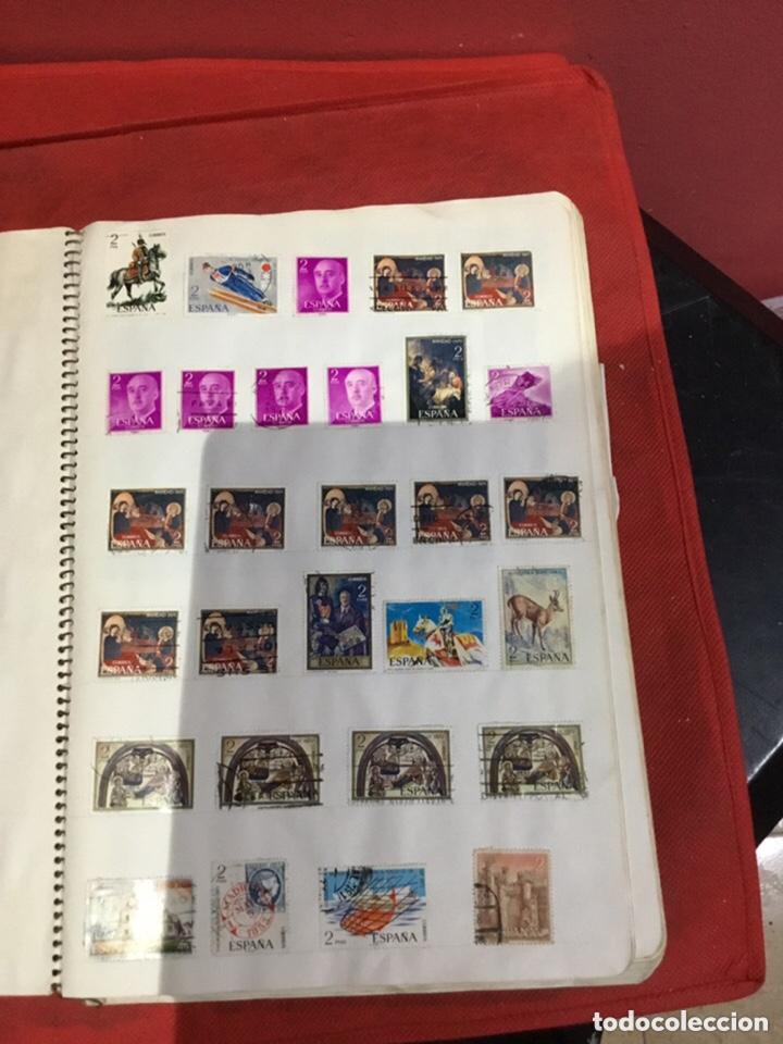 Sellos: Álbum de sellos antiguos coleccionismo.ver fotos - Foto 6 - 234538670