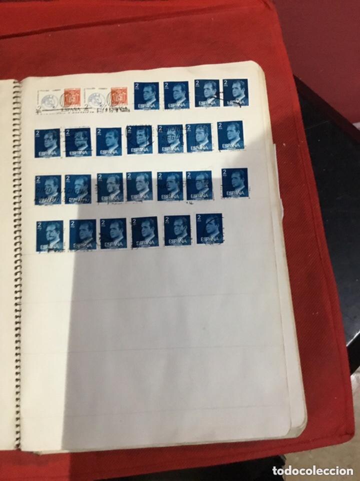 Sellos: Álbum de sellos antiguos coleccionismo.ver fotos - Foto 7 - 234538670