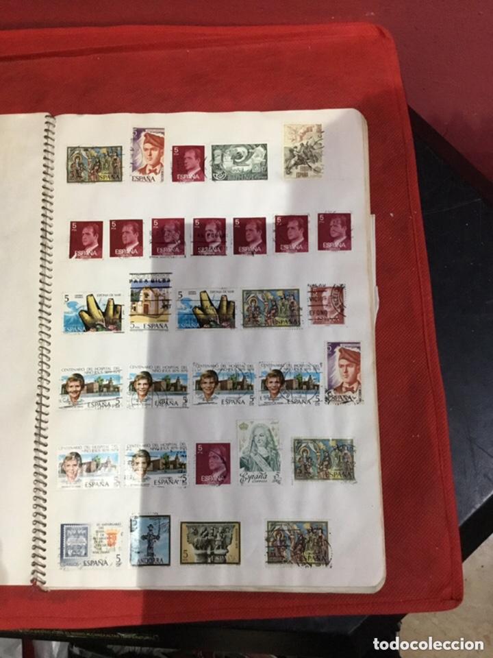 Sellos: Álbum de sellos antiguos coleccionismo.ver fotos - Foto 12 - 234538670