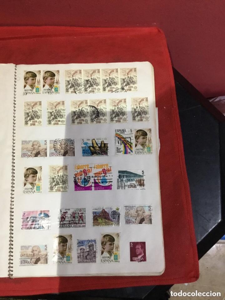 Sellos: Álbum de sellos antiguos coleccionismo.ver fotos - Foto 13 - 234538670