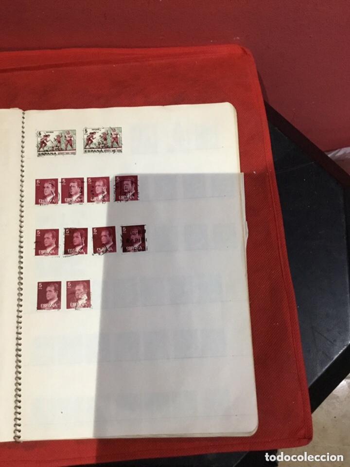 Sellos: Álbum de sellos antiguos coleccionismo.ver fotos - Foto 14 - 234538670