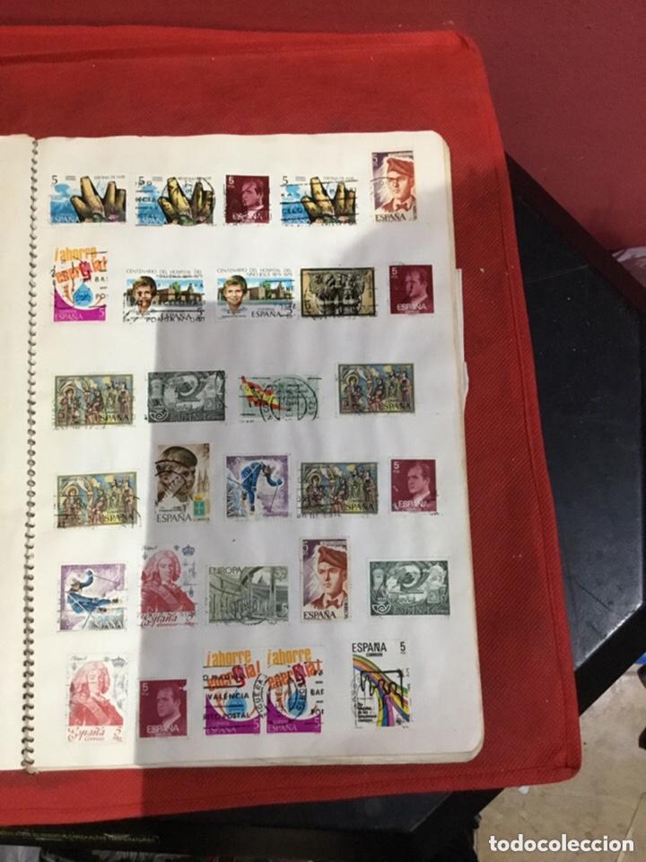 Sellos: Álbum de sellos antiguos coleccionismo.ver fotos - Foto 16 - 234538670