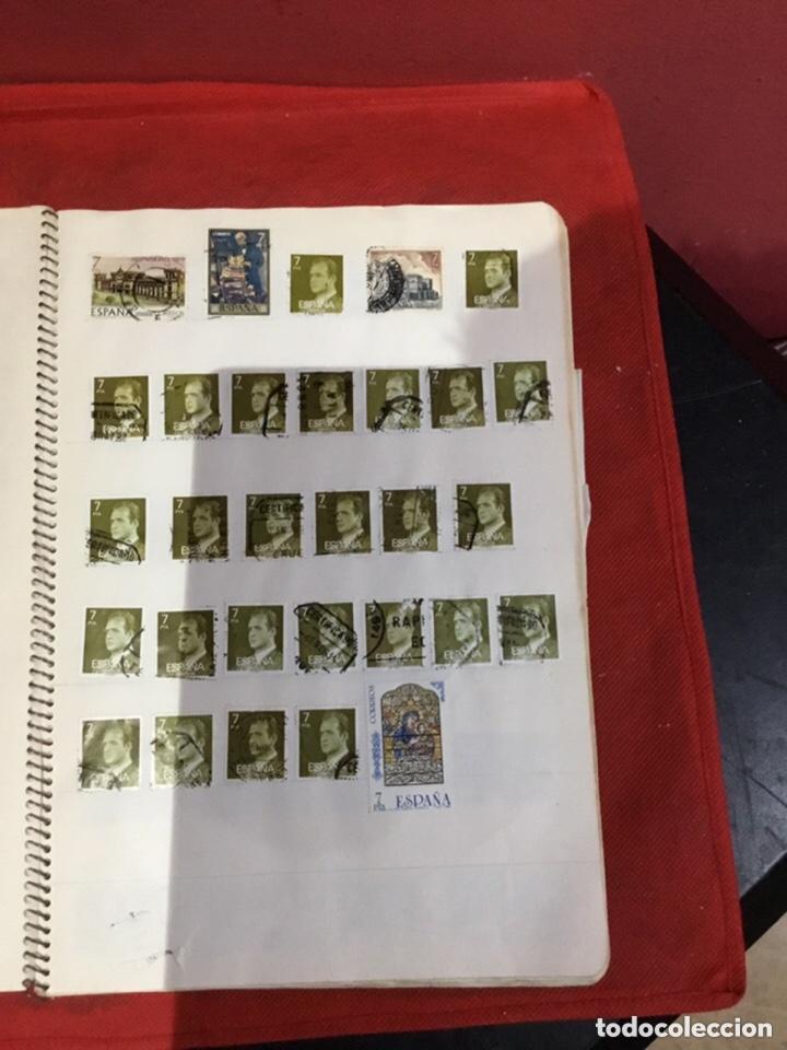 Sellos: Álbum de sellos antiguos coleccionismo.ver fotos - Foto 17 - 234538670