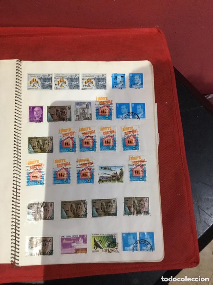 Sellos: Álbum de sellos antiguos coleccionismo.ver fotos - Foto 18 - 234538670