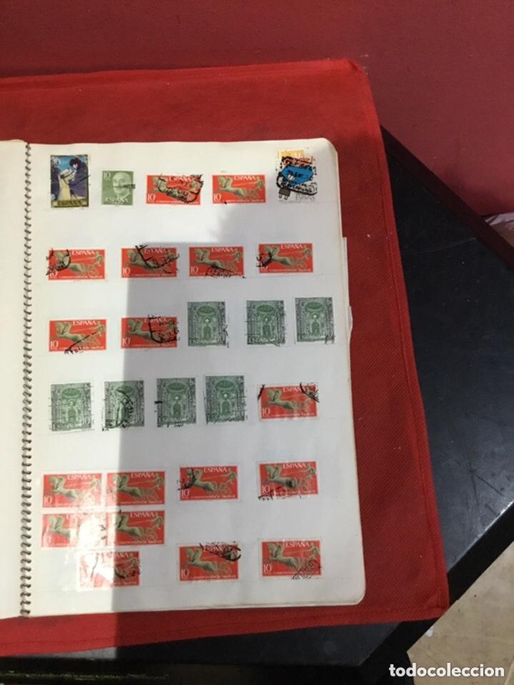 Sellos: Álbum de sellos antiguos coleccionismo.ver fotos - Foto 21 - 234538670