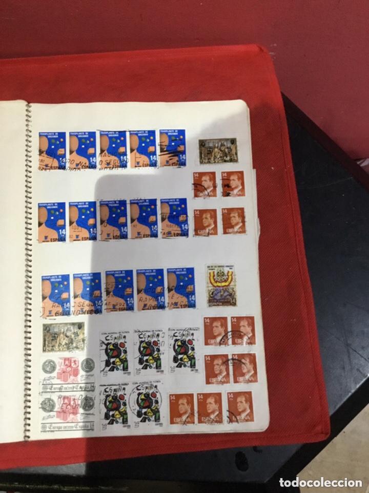 Sellos: Álbum de sellos antiguos coleccionismo.ver fotos - Foto 23 - 234538670