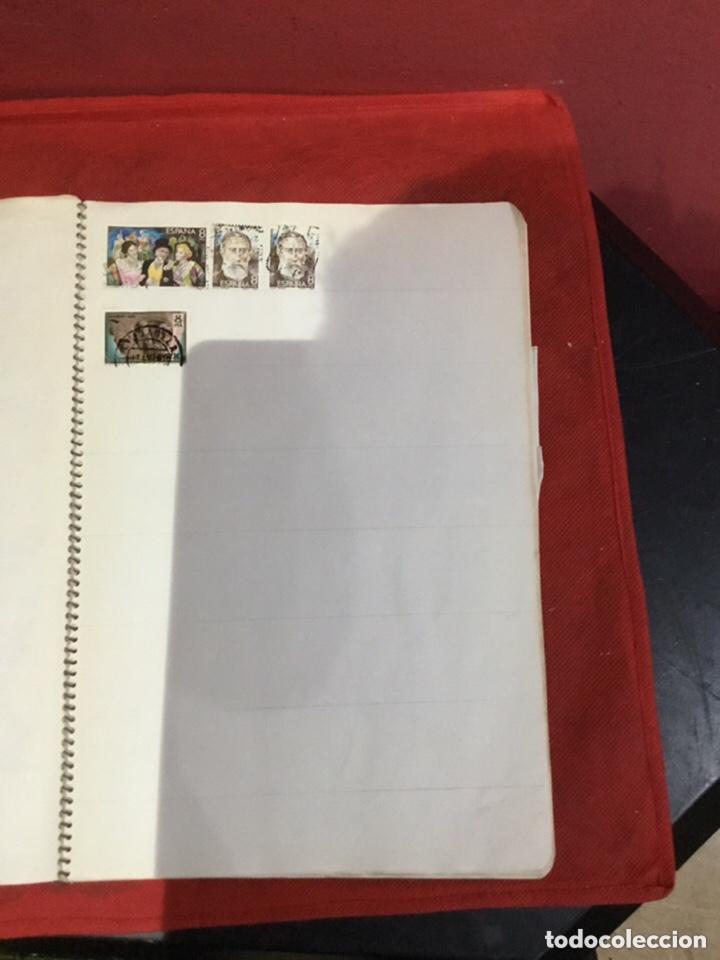Sellos: Álbum de sellos antiguos coleccionismo.ver fotos - Foto 24 - 234538670