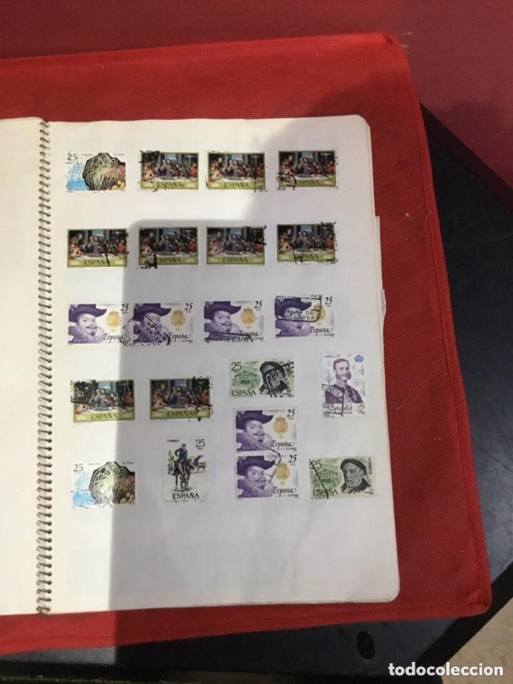 Sellos: Álbum de sellos antiguos coleccionismo.ver fotos - Foto 26 - 234538670