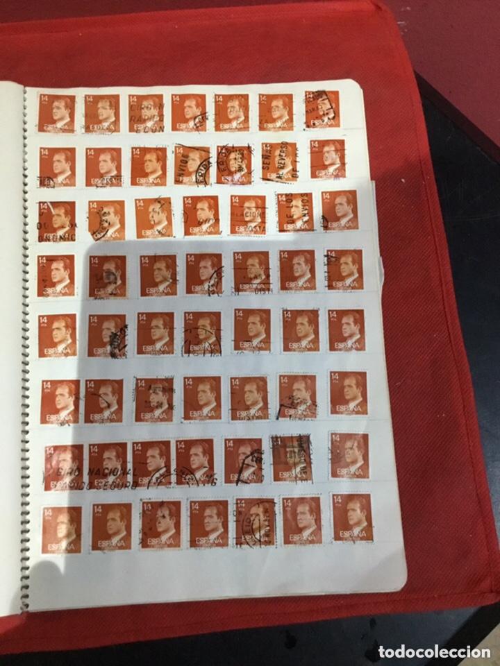 Sellos: Álbum de sellos antiguos coleccionismo.ver fotos - Foto 27 - 234538670