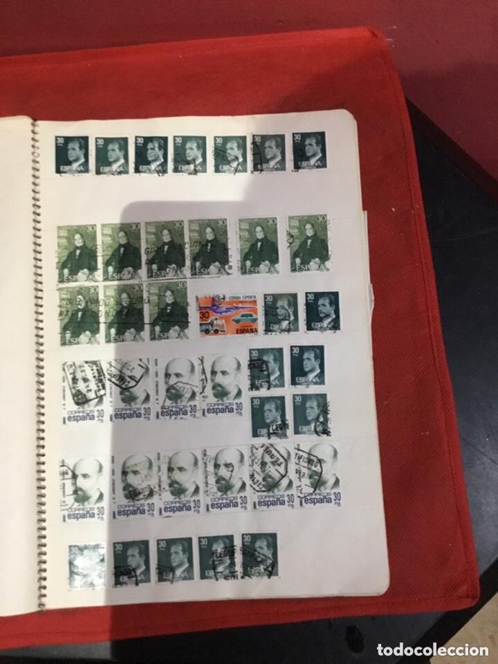 Sellos: Álbum de sellos antiguos coleccionismo.ver fotos - Foto 28 - 234538670