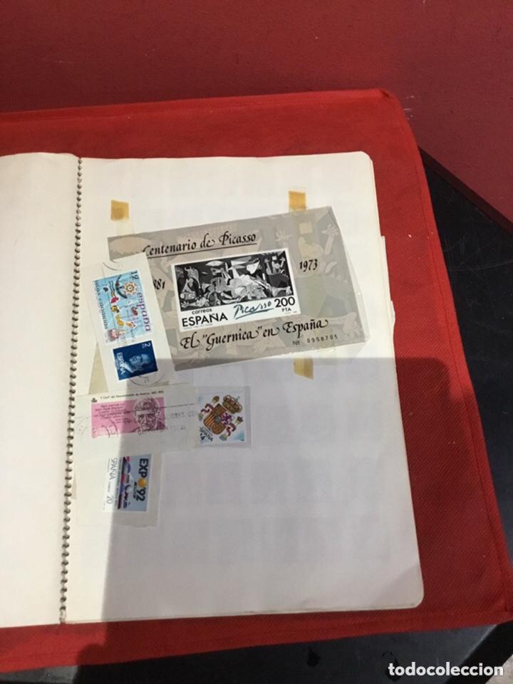 Sellos: Álbum de sellos antiguos coleccionismo.ver fotos - Foto 29 - 234538670