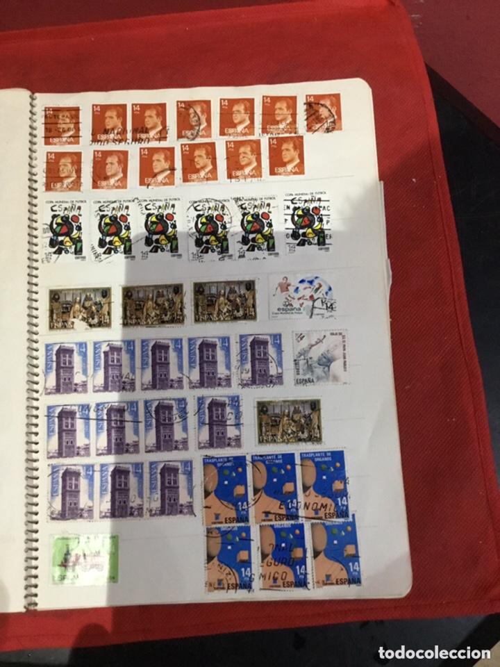 Sellos: Álbum de sellos antiguos coleccionismo.ver fotos - Foto 30 - 234538670