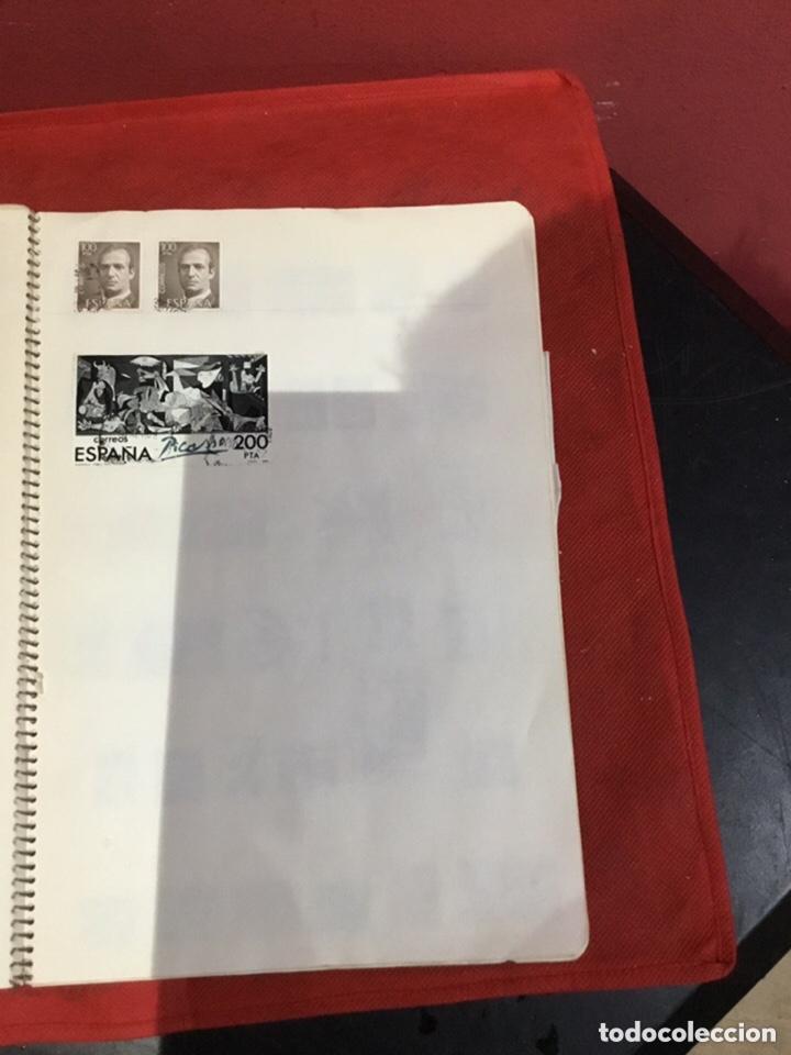 Sellos: Álbum de sellos antiguos coleccionismo.ver fotos - Foto 31 - 234538670