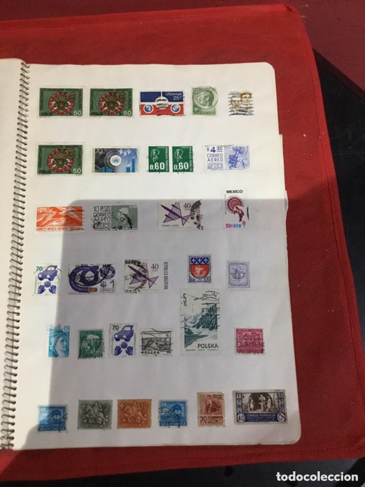 Sellos: Álbum de sellos antiguos coleccionismo.ver fotos - Foto 32 - 234538670