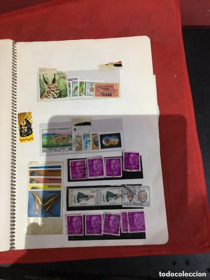 Sellos: Álbum de sellos antiguos coleccionismo.ver fotos - Foto 33 - 234538670