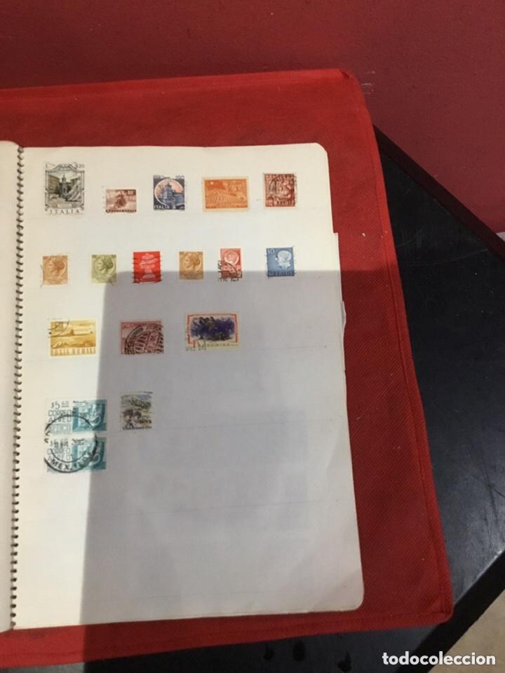 Sellos: Álbum de sellos antiguos coleccionismo.ver fotos - Foto 34 - 234538670