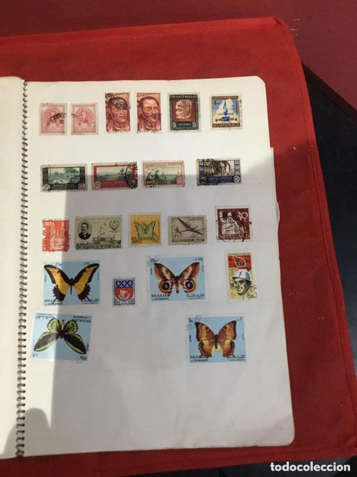 Sellos: Álbum de sellos antiguos coleccionismo.ver fotos - Foto 35 - 234538670