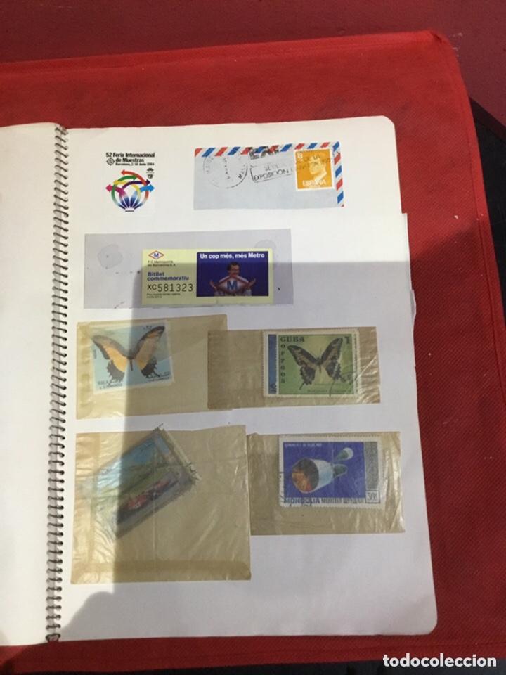 Sellos: Álbum de sellos antiguos coleccionismo.ver fotos - Foto 36 - 234538670