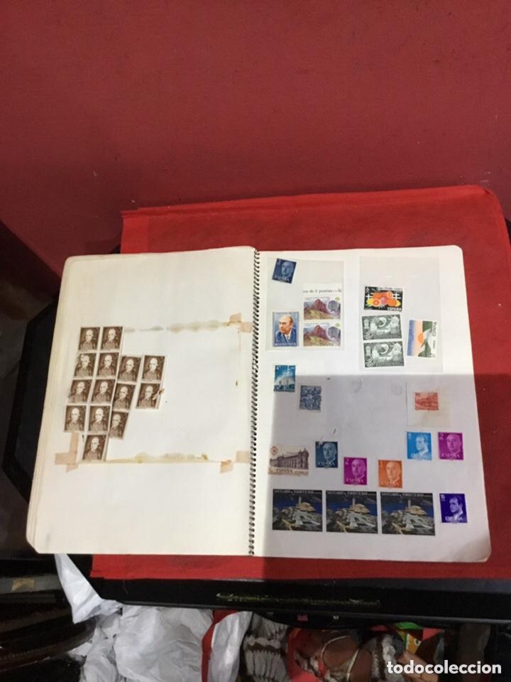 Sellos: Álbum de sellos antiguos coleccionismo.ver fotos - Foto 38 - 234538670