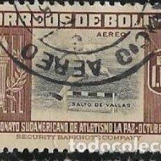 Sellos: BOLIVIA AÉREO YVERT 130. Lote 265814374