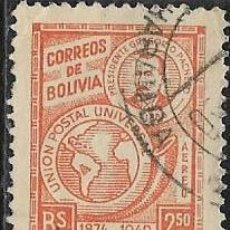 Sellos: BOLIVIA AÉREO YVERT 103. Lote 265817154