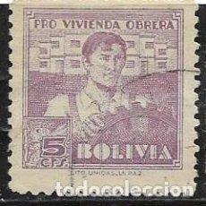 Sellos: BOLIVIA BENEFICENCIA YVERT 1. Lote 265817954