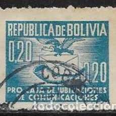 Sellos: BOLIVIA BENEFICENCIA YVERT 9. Lote 265818599