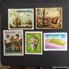 Sellos: ## SELLO USADO BOLIVIA 5 SELLOS ##. Lote 291511983