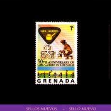 Sellos: LOTE SELLO NUEVO - GRENADA (AHORRA GASTOS COMPRANDO MAS SELLOS. Lote 22180982