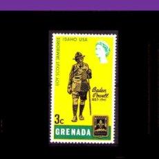 Stamps - LOTE SELLO NUEVO - GRENADA (AHORRA GASTOS COMPRANDO MAS SELLOS - 22181010
