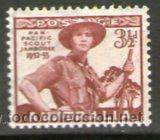BOY SCOUTS - AUSTRALIA (Sellos - Temáticas - Boy Scout)