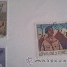 Sellos: LOTE DE 5 SELLOS DE BOY SCOUTS 1969. Lote 39859020