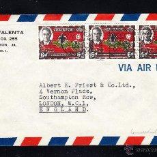 Sellos: JAMAICA 159 - AÑO 1951 - 1º CONFERENCIA SCOUT DEL CARIBE. Lote 49456187