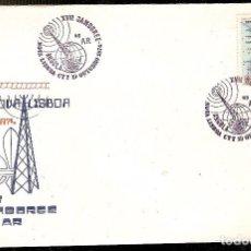 Sellos: ANGOLA & FDC XVII JAMBOREE NO AR, NOVA LISBOA (382). Lote 89177008