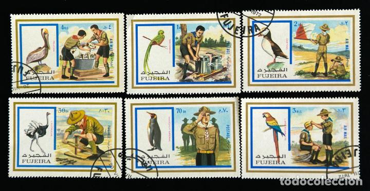 Sellos: Sellos temática boy scouts Liberia Jamboree 1971 sellos sueltos - Foto 3 - 90717485