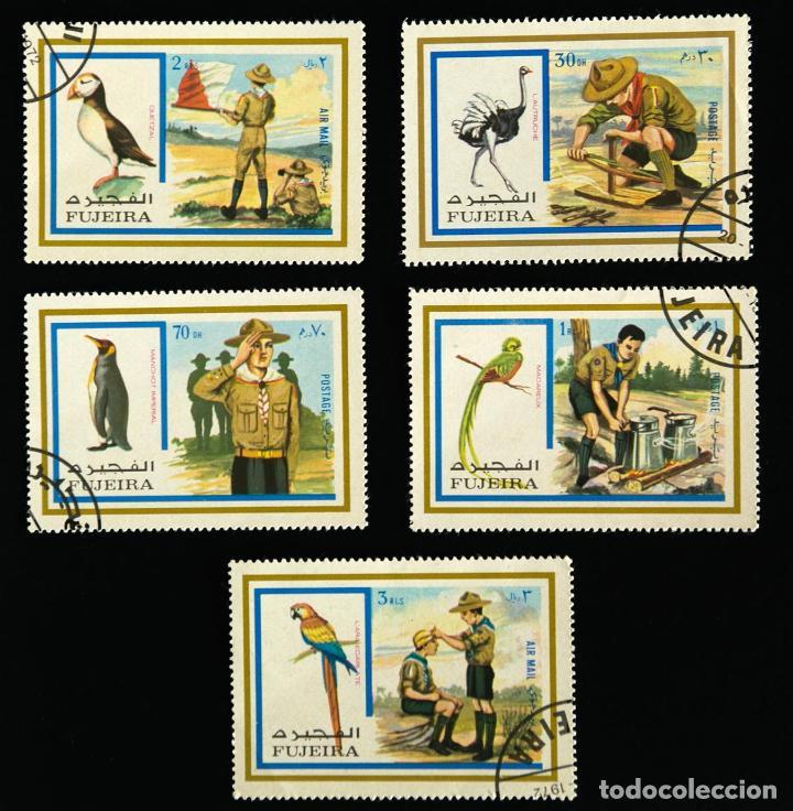 Sellos: Sellos temática boy scouts Liberia Jamboree 1971 sellos sueltos - Foto 4 - 90717485
