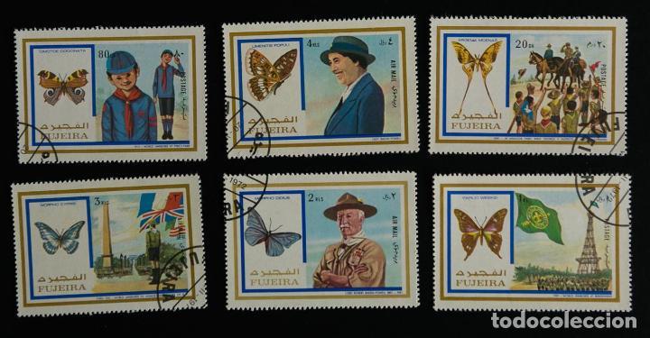 Sellos: Sellos temática boy scouts Liberia Jamboree 1971 sellos sueltos - Foto 5 - 90717485