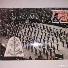 Sellos: THE BOYS BRIGADE - POSTAL CON SELLO DE LOS SCOUTS. Lote 101549571