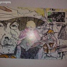 Sellos: SCOUTS - POSTAL CON SELLO DE LOS SCOUTS. Lote 101550335