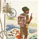 Sellos: TRANSKEI & MAXI, 75 ANIVERSARIO. BOY SCOUTS, UMTATA 1982 (106). Lote 145613074