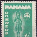 Sellos: 1964 - PANAMA - REHABILITACION DE MENORES - SCOUTS - YVERT 382. Lote 149874410