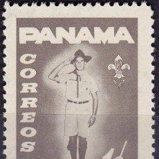Sellos: 1964 - PANAMA - REHABILITACION DE MENORES - SCOUTS - YVERT 385. Lote 149874686