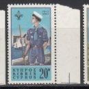 Sellos: CHIPRE, 1963 YVERT Nº 212 / 214 /**/, BOY SCOUTS.. Lote 159134270