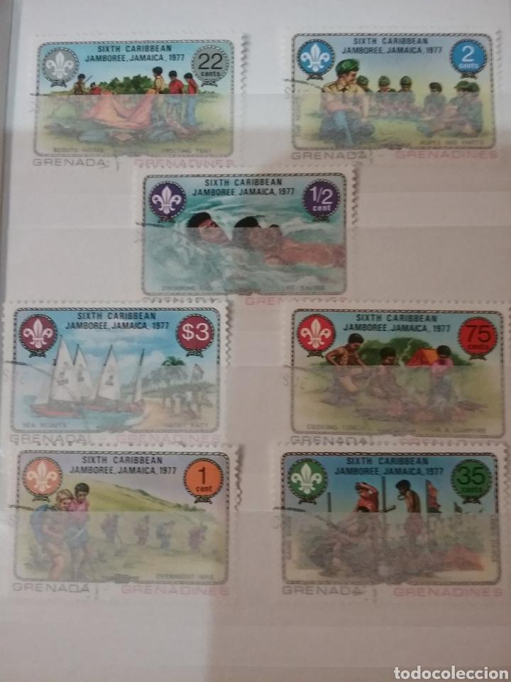 Sellos: MINI-Clasificador Scouts/Mismo precio; con o sin MINI-clasificador/mtdos+usados(2)/VER FOTOS - Foto 4 - 160667492