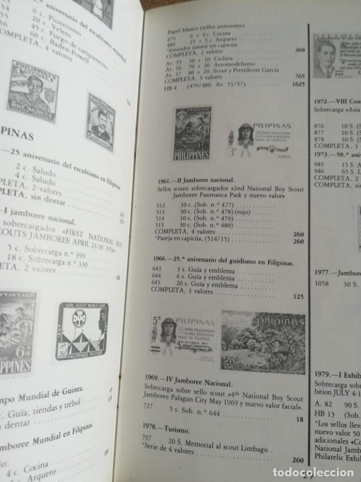 Sellos: Catalogo Monografico de Sellos de Boys Scouts. 1982 - 1983 - Foto 3 - 167460000