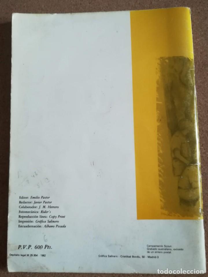 Sellos: Catalogo Monografico de Sellos de Boys Scouts. 1982 - 1983 - Foto 4 - 167460000